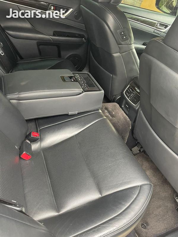 Lexus GS 3,5L 2013-4