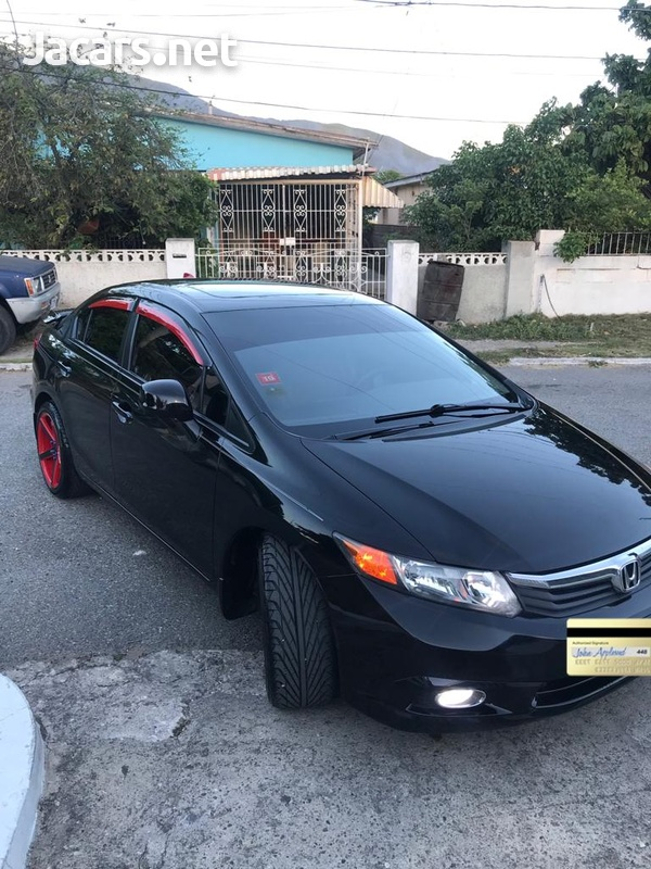 Honda Civic 1,8L 2012-2