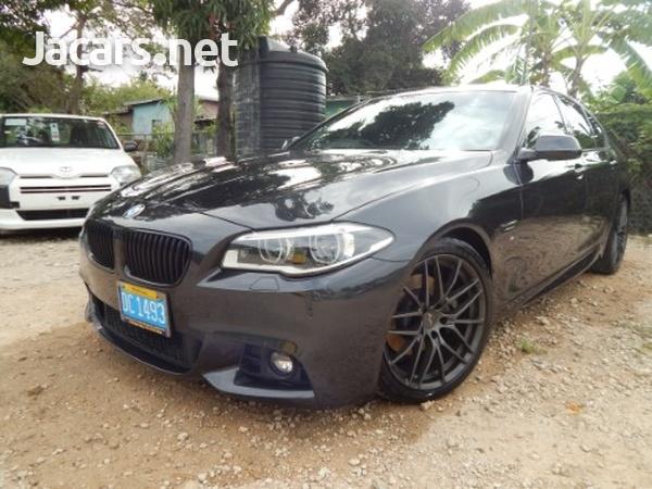 BMW 5-Series 2,0L 2013-3
