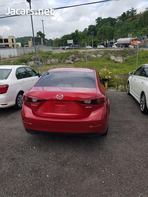 Mazda Axela 1,5L 2017-3