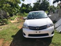 Toyota Axio 1,0L 2014