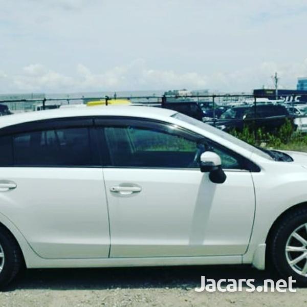 Subaru Impreza 2,0L 2016-8