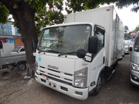Isuzu, Elf Freezer truck 2013