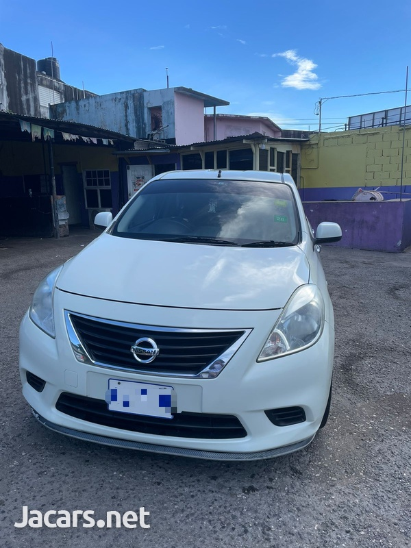 Nissan Latio 1,2L 2013-3