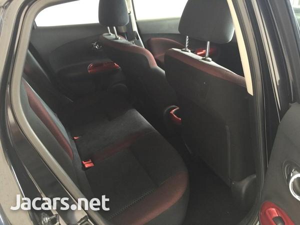 Nissan Juke 1,5L 2012-9