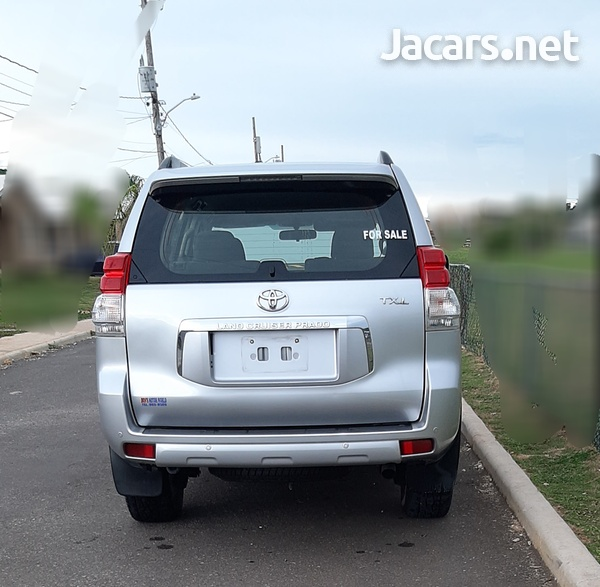 Toyota Land Cruiser Prado 3,0L 2012-14