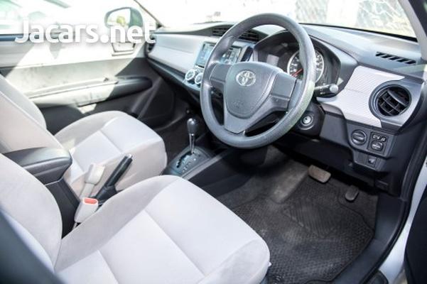 Toyota Axio 1,5L 2013-2