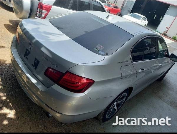 BMW 5-Series 3,5L 2012-4