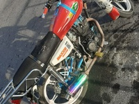 2018 Zhuijang 200 motorbike