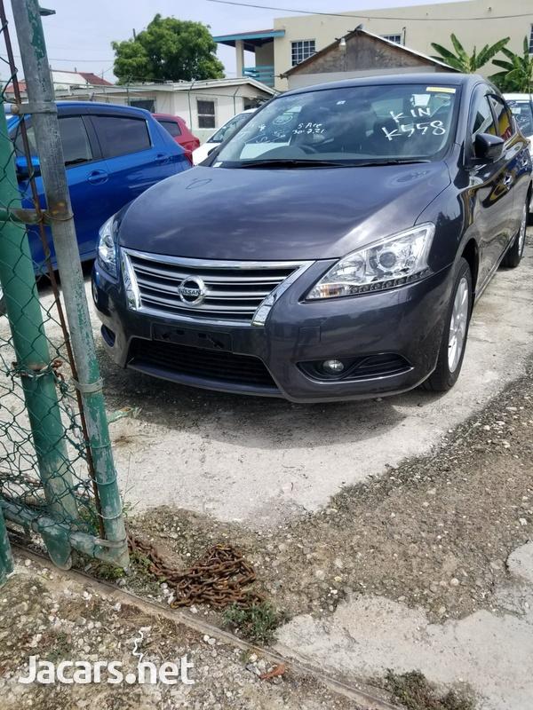 Nissan Sylphy 1,8L 2016-1