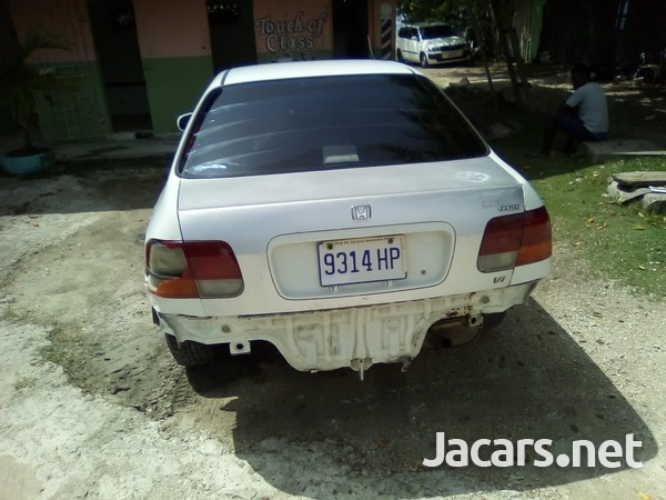 Honda Civic 1,5L 1997-4