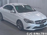 Mercedes-Benz CLA-Class 1,6L 2014