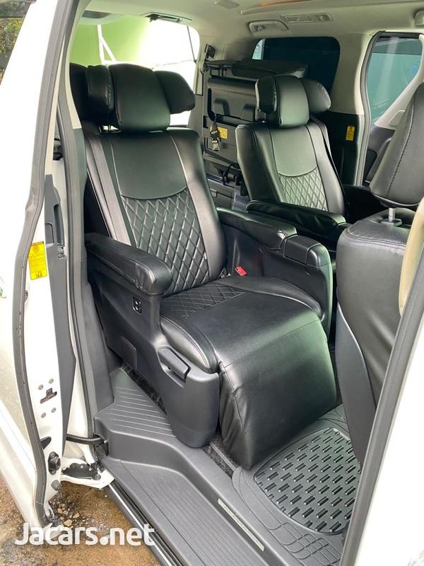 Toyota Alphard 3,5L 2011-2