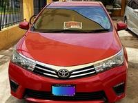 Toyota Corolla Altis 2,0L 2017