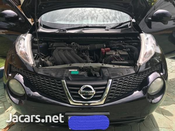 Nissan Juke 1,5L 2013-9