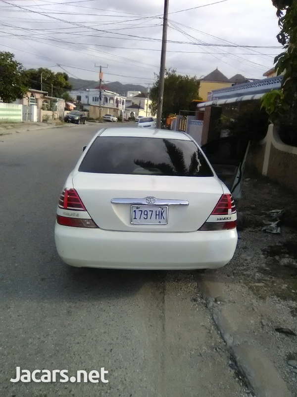 Toyota Mark II 6,0L 2001-8