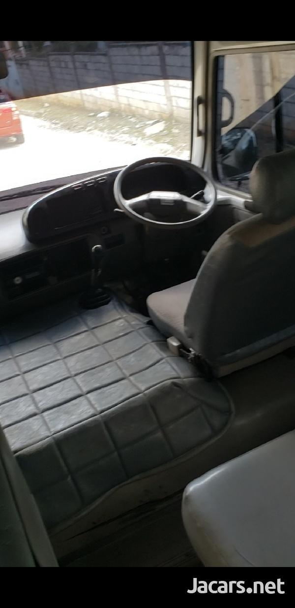 2005 Toyota Coaster Bus-5
