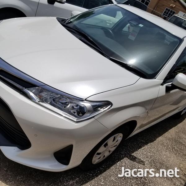 Toyota Axio 1,3L 2018-3