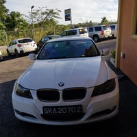 BMW 3-Series 1,5L 2011