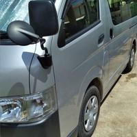 2014 Grey Toyota Hiace Minibus