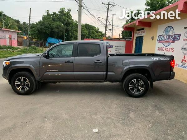 Toyota Tacoma 3,5L 2018-6