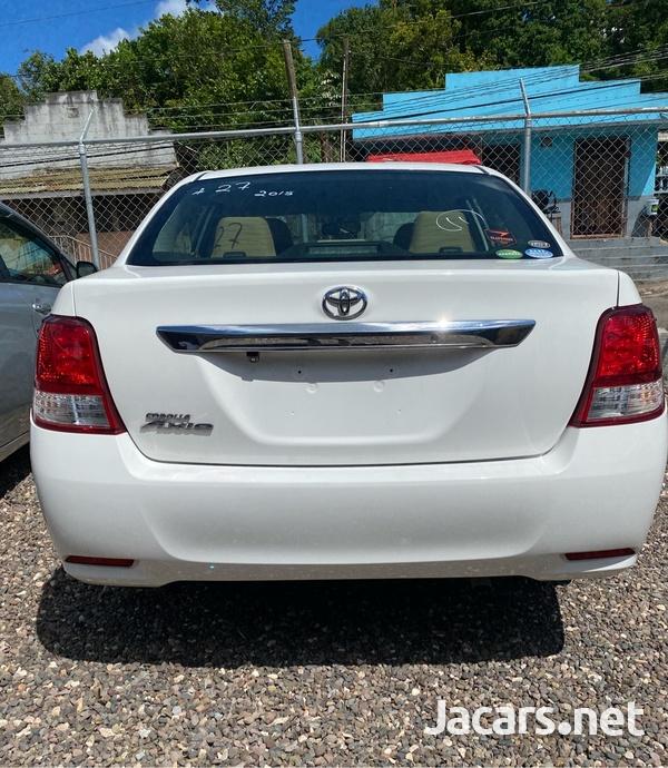 Toyota Axio 1,5L 2015-8