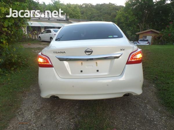 Nissan Teana 2,5L 2016-7