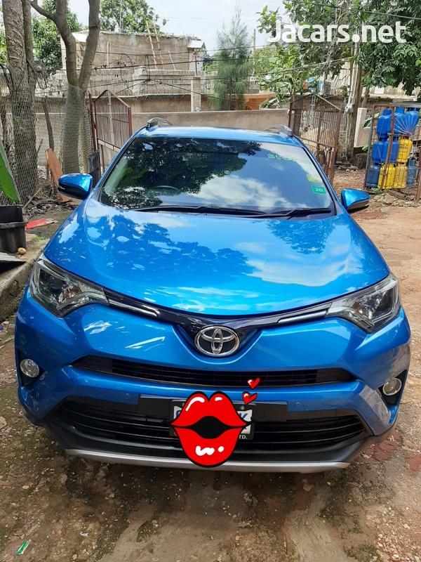 Toyota Rav4 3,0L 2017-16