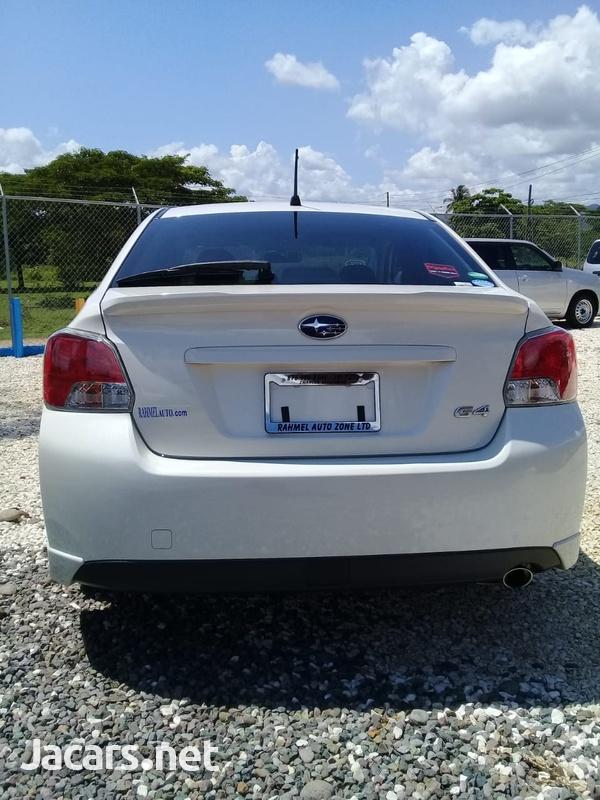 Subaru G4 1,5L 2015-3