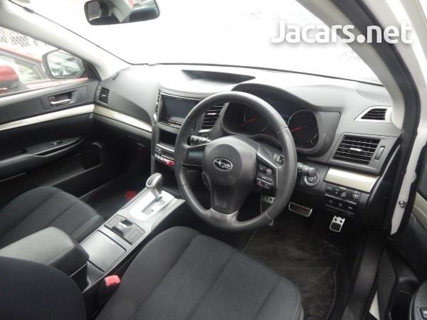 Subaru Legacy 1,8L 2013-5