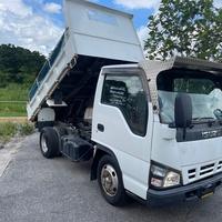 2006 Isuzu Dump Truck
