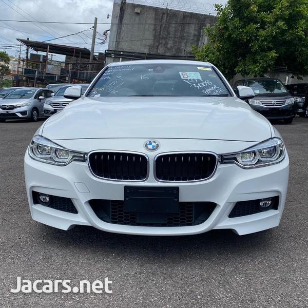 BMW 3-Series 2,0L 2016-12