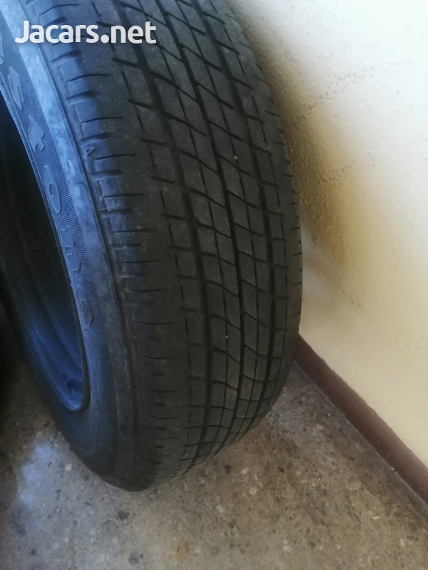 Two 175/70r14 Rims and Tires-2