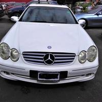 Mercedes-Benz CLK-Class 1,8L 2003