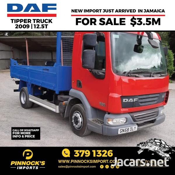 DAF Tipper Truck 2009 12.5T-1