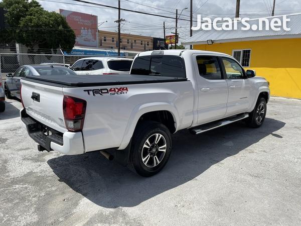 Toyota Tacoma 3,5L 2019-5