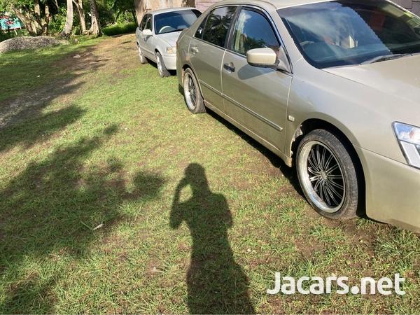 Honda Accord 2,4L 2003-4