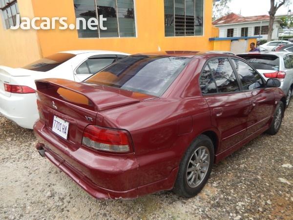 Mitsubishi Galant Fortis 1,5L 2005-5