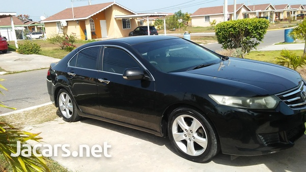 Honda Accord 2,4L 2010-3