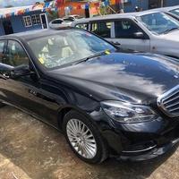 Mercedes-Benz E-Class 2,0L 2015