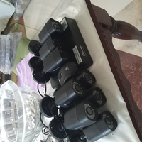 8 Lens Camera System