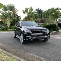 Mercedes-Benz M-Class 3,0L 2012