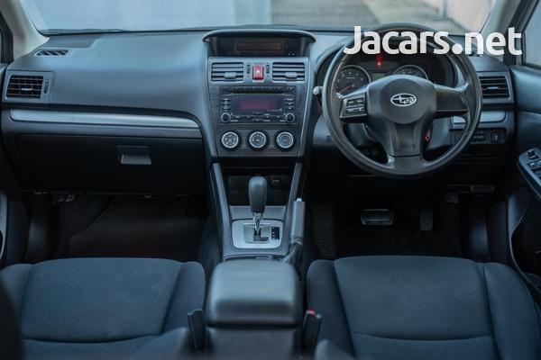 Subaru Impreza 1,6L 2013-8