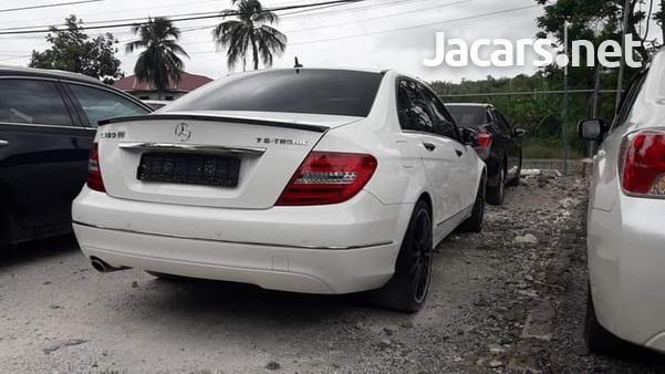 Mercedes-Benz C-Class 1,6L 2014-3