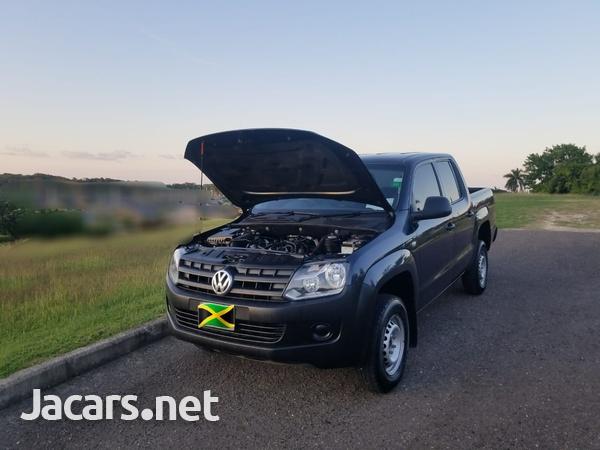 Volkswagen Amarok 2,0L 2013-1