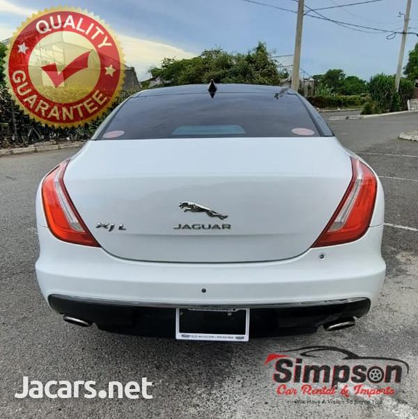 Jaguar Jaguar All Models 3,0L 2016-10