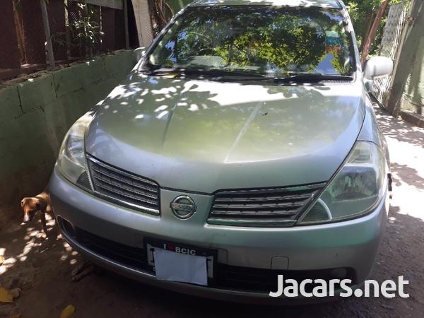 Nissan Tiida 1,4L 2009-3