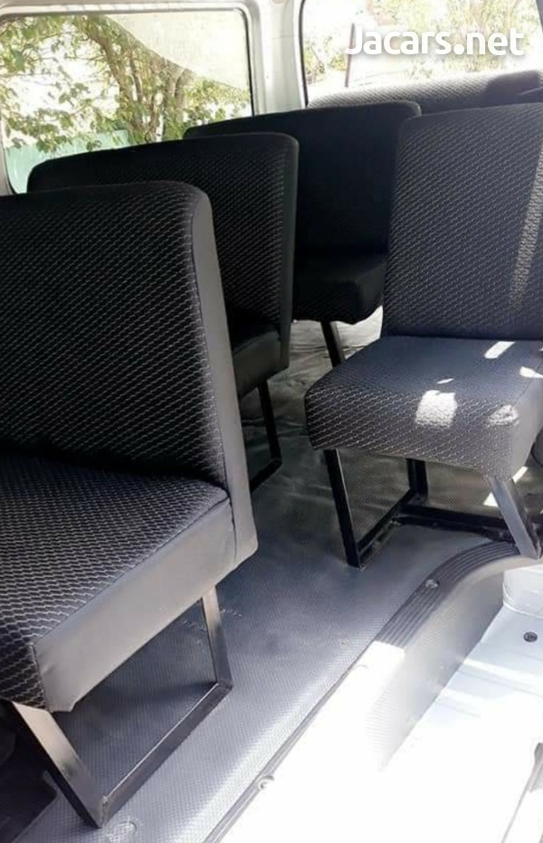 We make and install bus seats for hiace and caravan-7
