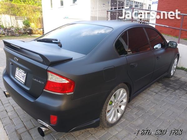 Subaru Legacy 2,0L 2008-7