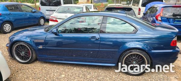 BMW M3 3,0L 2002-11